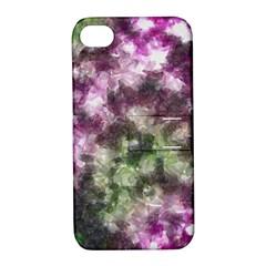 Purple green paint texture    Samsung Galaxy S3 MINI I8190 Hardshell Case