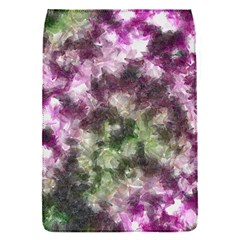 Purple green paint texture    BlackBerry Q10 Hardshell Case