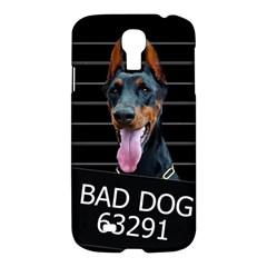 Bad Dog Samsung Galaxy S4 I9500/i9505 Hardshell Case