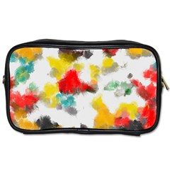 Colorful paint stokes           Toiletries Bag (One Side)