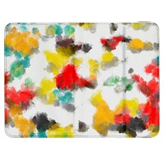 Colorful Paint Stokes     Htc One M7 Hardshell Case