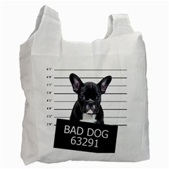 Bad dog Recycle Bag (Two Side)