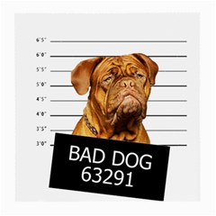 Bad dog Medium Glasses Cloth (2-Side)