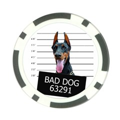 Bad dog Poker Chip Card Guard (10 pack)
