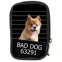 Bad dog Compact Camera Cases