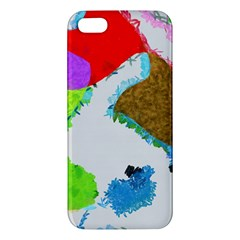 Painted shapes      Apple iPod Touch 5 Hardshell Case with Stand