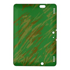 Brown green texture       Kindle Fire HDX Hardshell Case