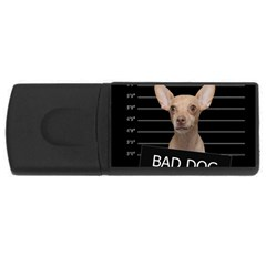 Bad dog USB Flash Drive Rectangular (2 GB)