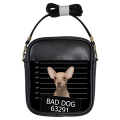 Bad dog Girls Sling Bags