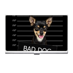 Bad dog Business Card Holders
