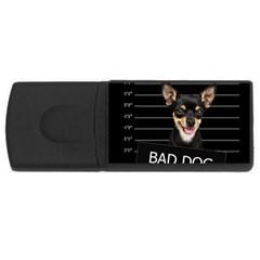 Bad dog USB Flash Drive Rectangular (2 GB)