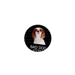 Bad dog 1  Mini Magnets