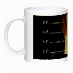 Bad dog Night Luminous Mugs
