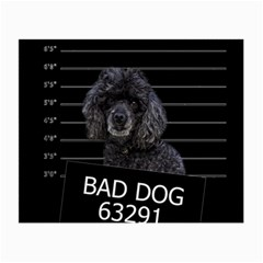 Bad Dog Small Glasses Cloth (2 Side)
