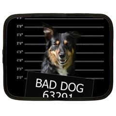 Bad dog Netbook Case (XXL)