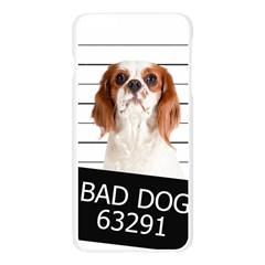 Bad dog Apple Seamless iPhone 6 Plus/6S Plus Case (Transparent)