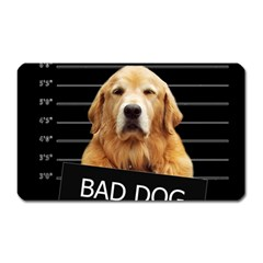 Bad dog Magnet (Rectangular)
