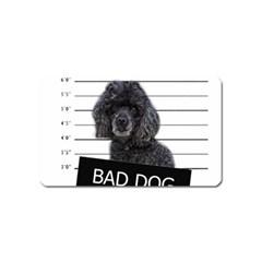 Bad dog Magnet (Name Card)