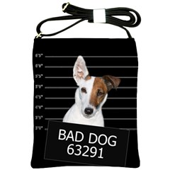 Bad dog Shoulder Sling Bags