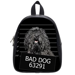 Bad dog School Bags (Small)
