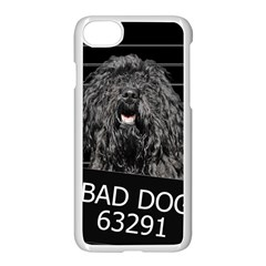 Bad dog Apple iPhone 7 Seamless Case (White)