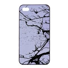 Grebe Spotting Ink Apple Iphone 4/4s Seamless Case (black)