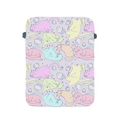 Cat Animal Pet Pattern Apple iPad 2/3/4 Protective Soft Cases