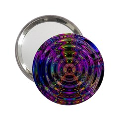Color In The Round 2.25  Handbag Mirrors