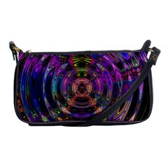 Color In The Round Shoulder Clutch Bags