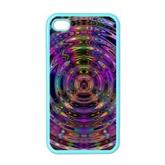 Color In The Round Apple iPhone 4 Case (Color)