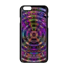 Color In The Round Apple iPhone 6/6S Black Enamel Case
