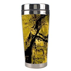 Colorful The Beautiful Of Traditional Art Indonesian Batik Pattern Stainless Steel Travel Tumblers