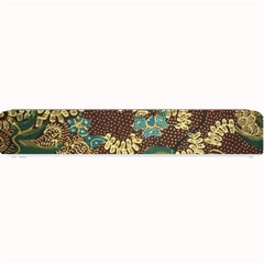 Colorful The Beautiful Of Art Indonesian Batik Pattern Small Bar Mats