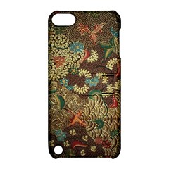 Colorful The Beautiful Of Art Indonesian Batik Pattern Apple iPod Touch 5 Hardshell Case with Stand