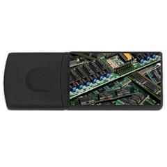Computer Ram Tech USB Flash Drive Rectangular (4 GB)