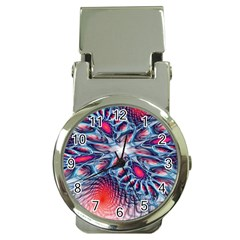 Creative Abstract Money Clip Watches