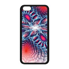 Creative Abstract Apple iPhone 5C Seamless Case (Black)
