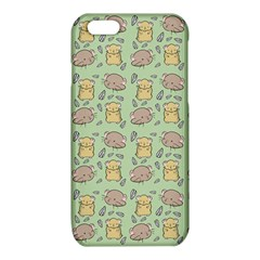 Cute Hamster Pattern iPhone 6/6S TPU Case