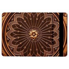Decorative Antique Gold iPad Air 2 Flip
