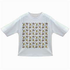 Cute Hamster Pattern Infant/Toddler T-Shirts