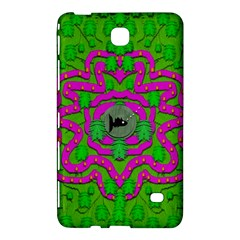 Vegetarian Art With Pasta And Fish Samsung Galaxy Tab 4 (7 ) Hardshell Case