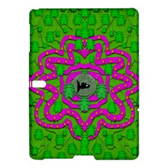 Vegetarian Art With Pasta And Fish Samsung Galaxy Tab S (10 5 ) Hardshell Case