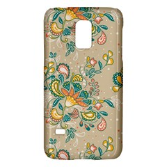Hand Drawn Batik Floral Pattern Galaxy S5 Mini