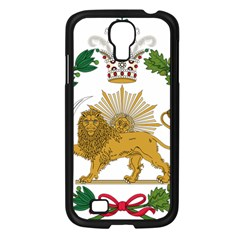 Imperial Coat Of Arms Of Persia (iran), 1907 1925 Samsung Galaxy S4 I9500/ I9505 Case (black)