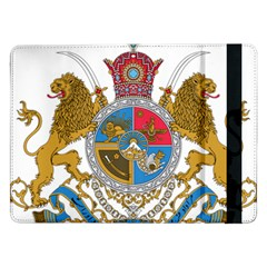 Sovereign Coat Of Arms Of Iran (order Of Pahlavi), 1932 1979 Samsung Galaxy Tab Pro 12 2  Flip Case