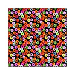 Colorful Yummy Donuts Pattern Acrylic Tangram Puzzle (6  X 6 )