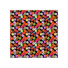 Colorful Yummy Donuts Pattern Acrylic Tangram Puzzle (4  X 4 )