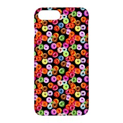 Colorful Yummy Donuts Pattern Apple Iphone 7 Plus Hardshell Case