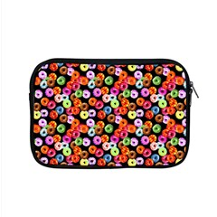 Colorful Yummy Donuts Pattern Apple Macbook Pro 15  Zipper Case