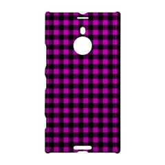 Lumberjack Fabric Pattern Pink Black Nokia Lumia 1520